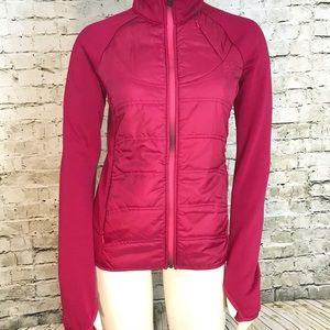 Athleta Jackets & Coats - Athleta Full Zip Jacket Size XS Pink